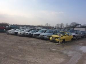 Pièces détachées, Casse Adnot, vente pièces auto d'occasion Aube, Marne, Seine et Marne