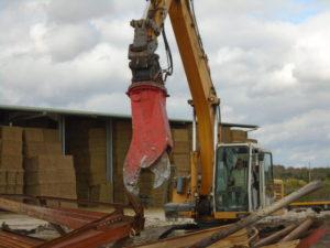 Fer et métaux, casse à Romilly sur Seine dans l'Aube, 10